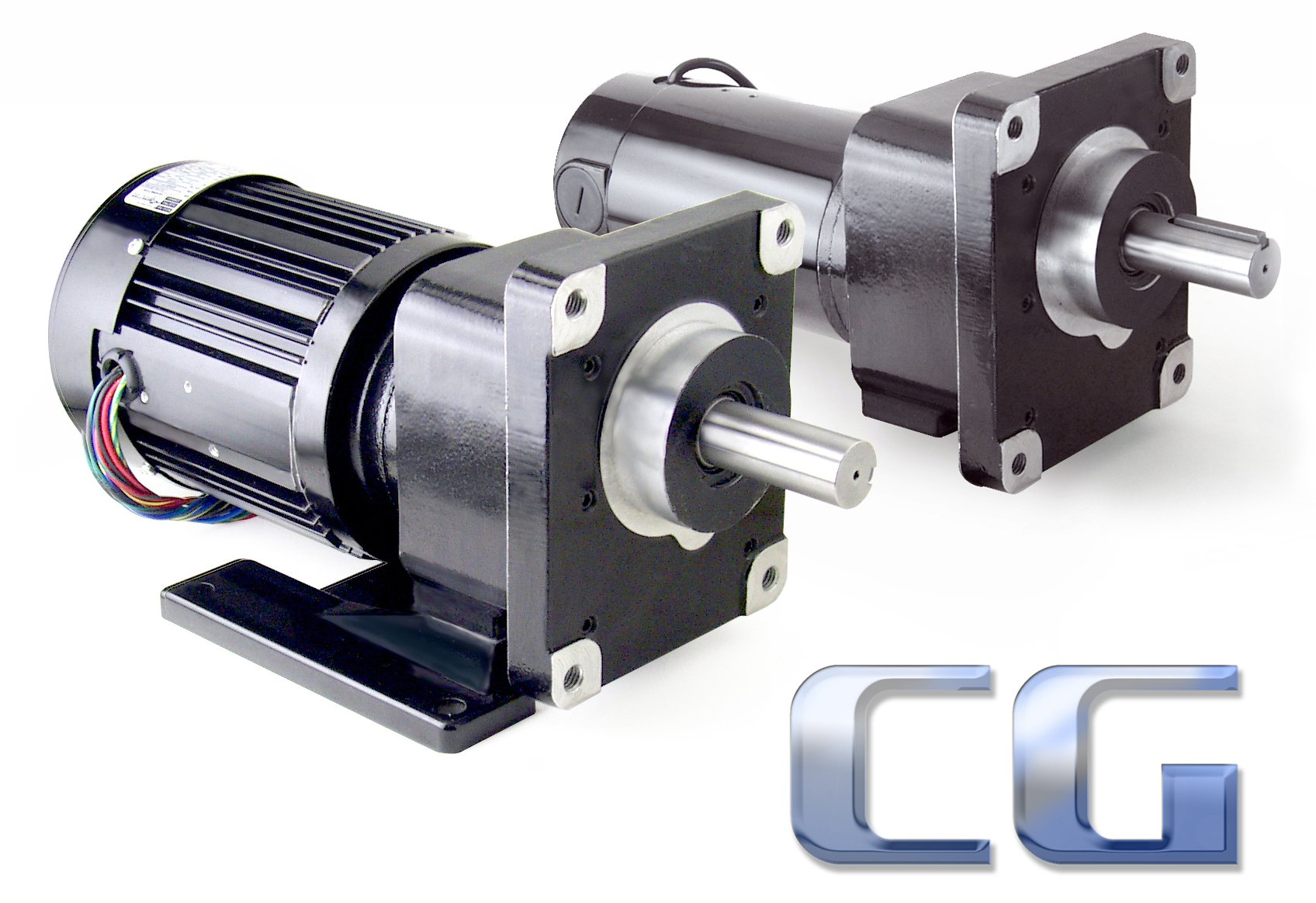 Upgraded and Expanded CG Gearmotor Selection
