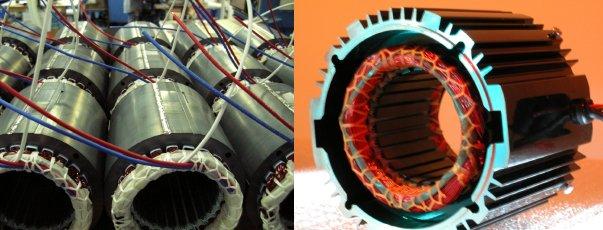 Bodine Motor Windings - Standard and Custom Options