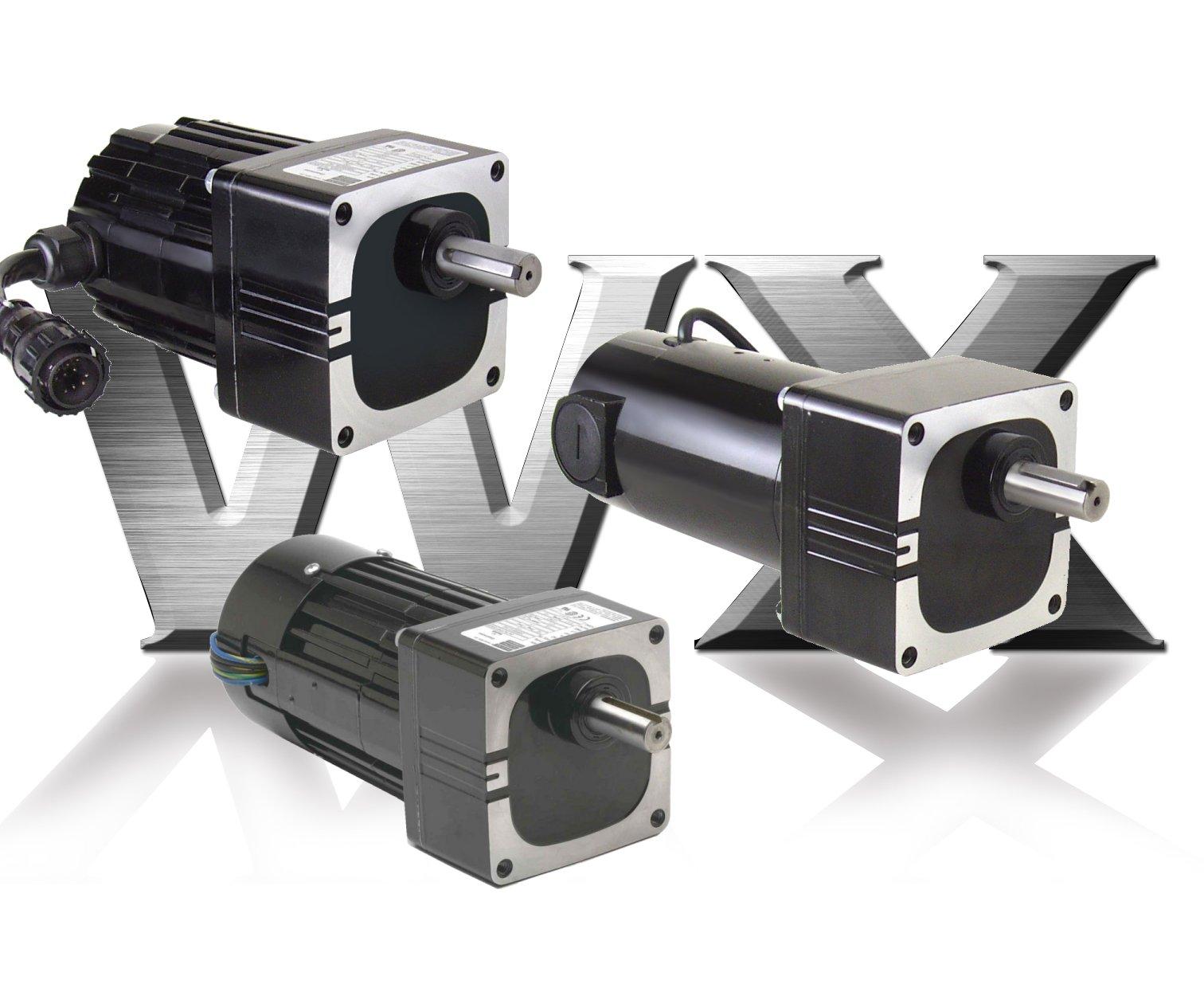Bodine's New WX Gearmotors - 100+ New Stock Models