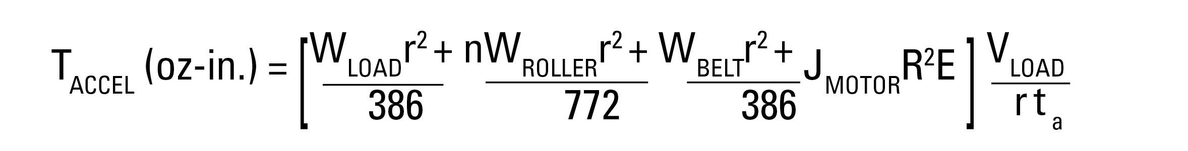 Bodine-gearmotors-for conveyors_formula-T-accel_11-12-2013