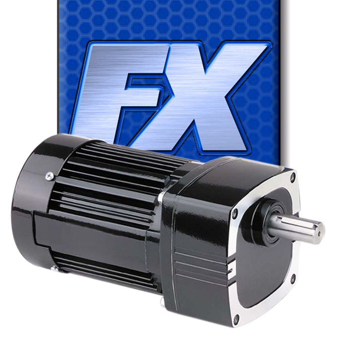 New 3-Wire-Reversible AC Fixed Speed Gearmotors