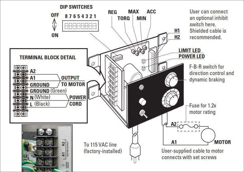 motor wiring diagram in addition bodine electric motor wiring