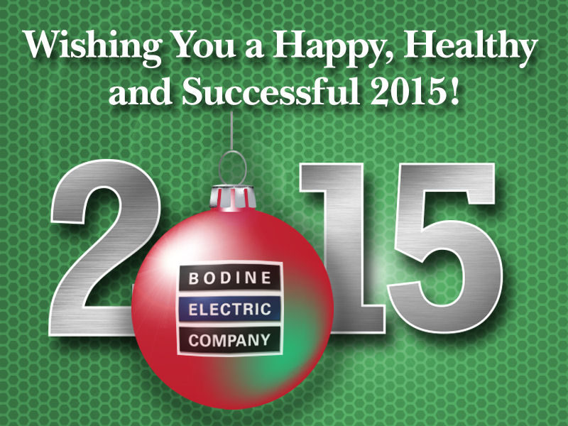 Our Team Wishes You a Great 2015!