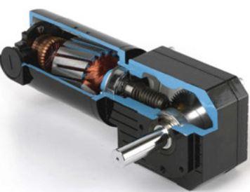 Bodine-Gearmotor-Right-Angle
