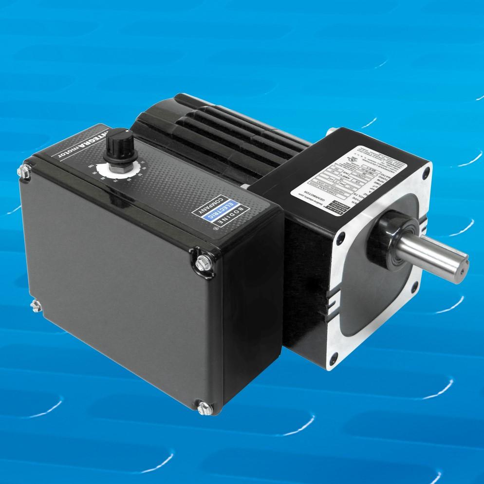 Updated 34B/SR-WX Brushless DC Gearmotors - 12/24VDC, CI/D2