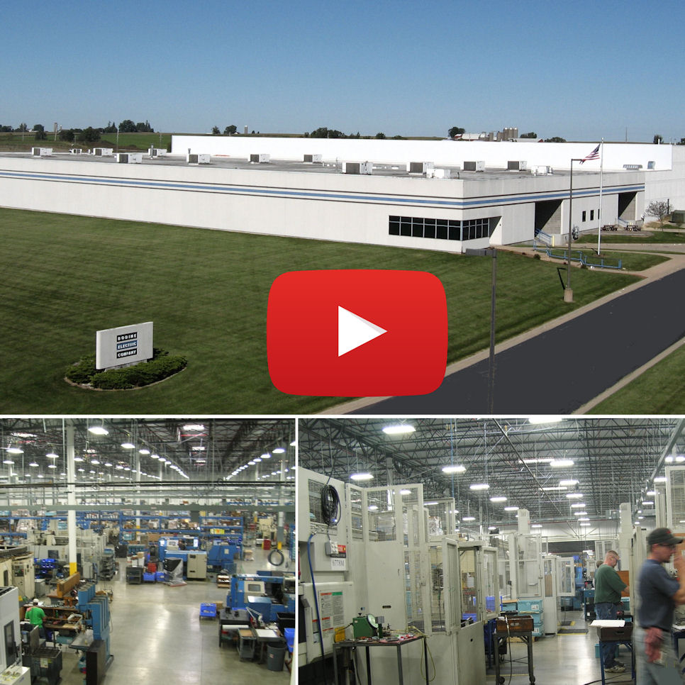 Impressions from our plant in Iowa, USA
