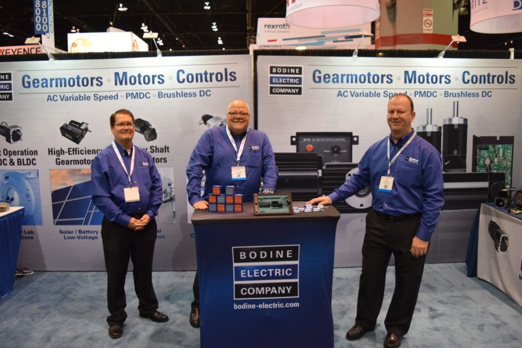 Visit us at Automate 2019, Chicago. Booth No. N8428.