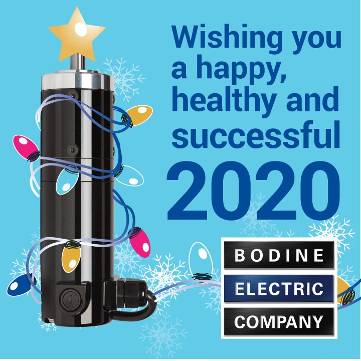 Happy Holidays and a Healthy 2020!