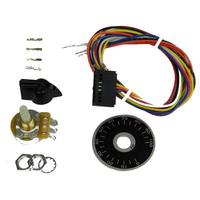 Speed pot kit for FPM permanent magnet DC controls (chassis models only) [model 43300260]
