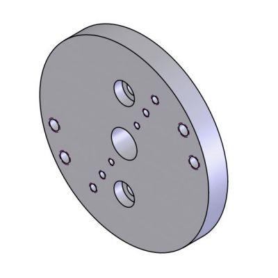 22/34B Adaptor Plate Kit [model 0993]