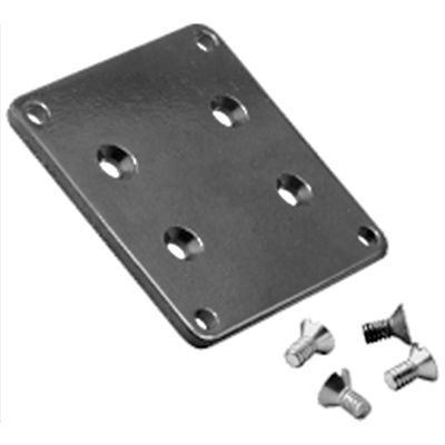 Base plate mounting kit for 3F gearmotors [model 0967]