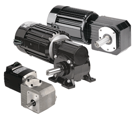 Image of AC Right Angle Gearmotors