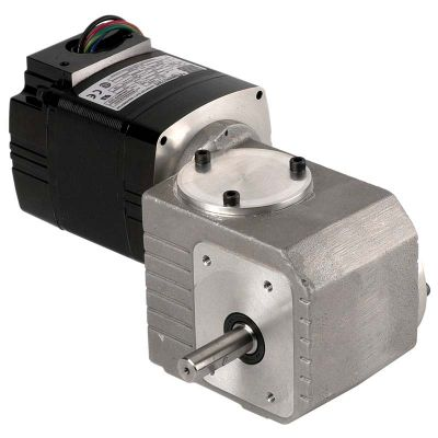 30R-3RD Series 3-Phase AC Inverter Duty Right Angle Gearmotor
