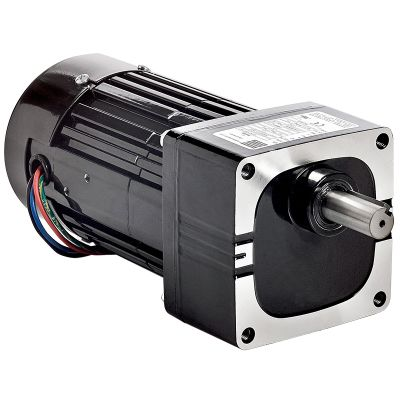 34R-WX Series Parallel Shaft AC 3-Phase Inverter Duty Gearmotor