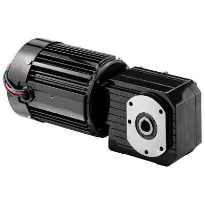 42R-GB/H Series 3-Phase AC Inverter Duty Right Angle Hollow Shaft Gearmotor