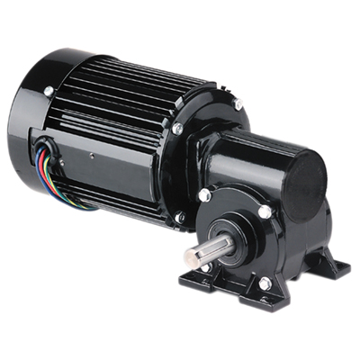 42R-5N Series 3-Phase AC Inverter Duty Right Angle Gearmotor