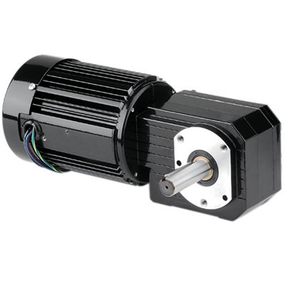 Metric 42R-GB Series AC Right Angle Gearmotor