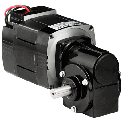 30R-3N Series 3-Phase AC Inverter Duty Right Angle Gearmotor