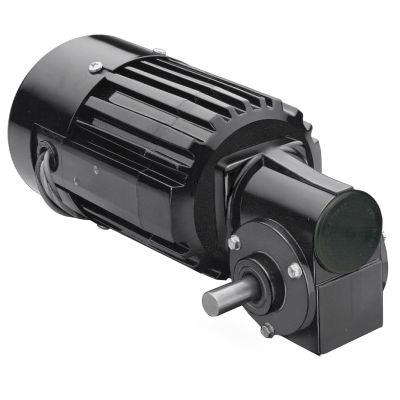34R-3F Series AC Right Angle Gearmotor