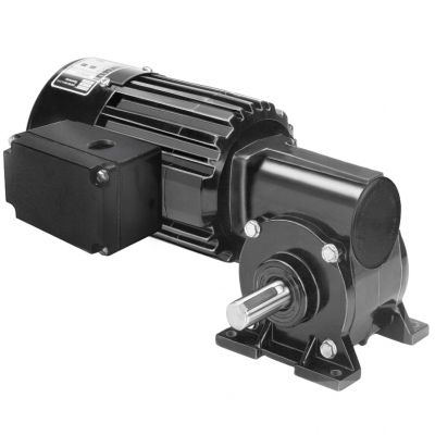 Metric 34R-5F Series AC Right Angle Gearmotor