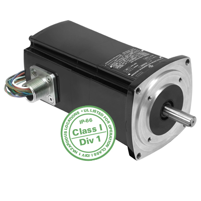 34R6 Series AC 3-Phase Inverter Duty Motors Class 1 Division 1