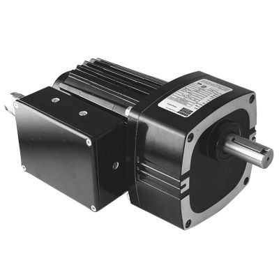 34B/FV-F Series INTEGRAmotor BLDC Parallel Shaft Gearmotor