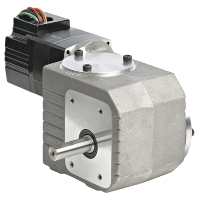 22B-3RD Series BLDC Right Angle Gearmotor