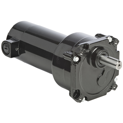 Metric 24A-Z Series Parallel Shaft DC Gearmotor