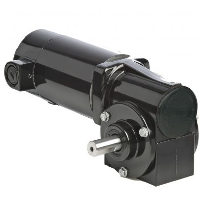 Metric 24A-3F Series DC Right Angle Gearmotor