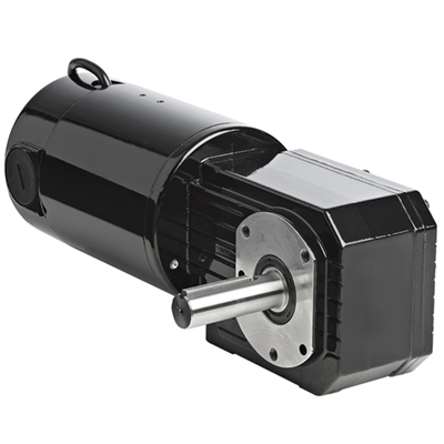 Metric 42A-GB Series DC Right Angle Gearmotor
