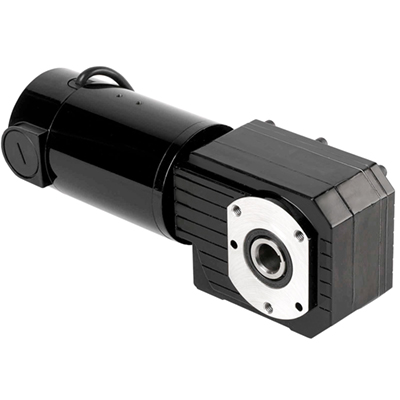 33A-GB/H Series DC Right Angle Hollow Shaft Gearmotor