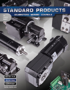 2019 Standard Products Overview (4-page version)