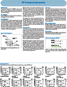 Technical Information and Connection Diagrams for PMDC Gearmotors and Motors [Non-Metric]
