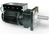 High-Torque Brushless DC Gearmotor