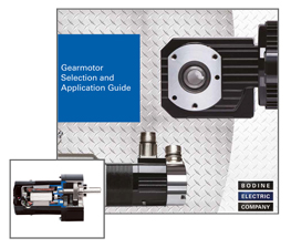 bodine gearmotor selection guide
