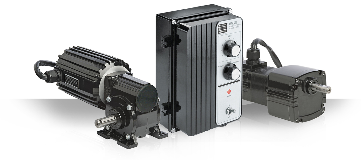 Brushless DC Gearmotors, Motors, and Speed Controls