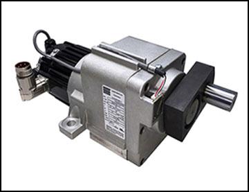 Custom Brushless DC CG Gearmotor